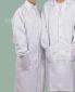 厂商批发大量现货 防静电大褂加防静电浴帽